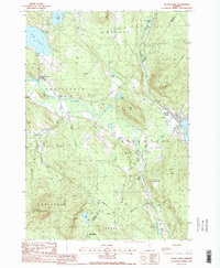 Download a high-resolution, GPS-compatible USGS topo map for Island Pond, VT (1988 edition)