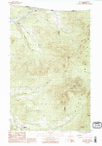 Download a high-resolution, GPS-compatible USGS topo map for Jay Peak, VT (1987 edition)