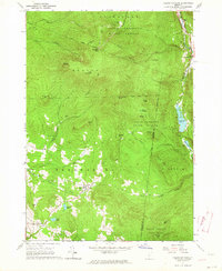 Download a high-resolution, GPS-compatible USGS topo map for Killington Peak, VT (1964 edition)