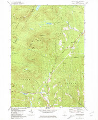 Download a high-resolution, GPS-compatible USGS topo map for Knox Mountain, VT (1981 edition)