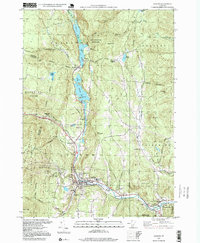 Download a high-resolution, GPS-compatible USGS topo map for Ludlow, VT (1999 edition)