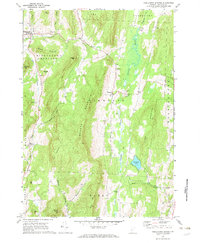 Download a high-resolution, GPS-compatible USGS topo map for Middletown Springs, VT (1972 edition)