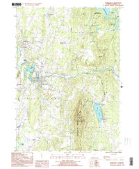 Download a high-resolution, GPS-compatible USGS topo map for Morrisville, VT (2000 edition)
