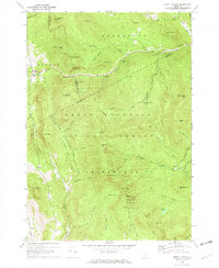Download a high-resolution, GPS-compatible USGS topo map for Mount Carmel, VT (1972 edition)