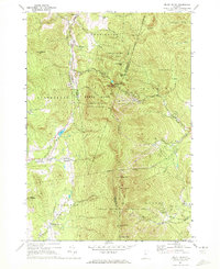 Download a high-resolution, GPS-compatible USGS topo map for Mount Ellen, VT (1972 edition)