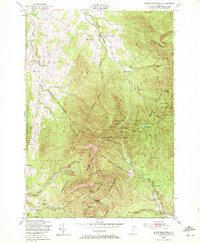 Download a high-resolution, GPS-compatible USGS topo map for Mount Mansfield, VT (1972 edition)