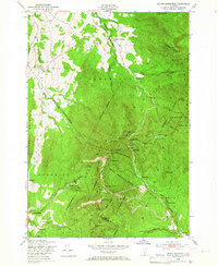 Download a high-resolution, GPS-compatible USGS topo map for Mount Mansfield, VT (1966 edition)