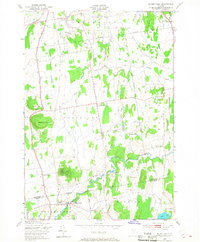 Download a high-resolution, GPS-compatible USGS topo map for Mount Philo, VT (1968 edition)