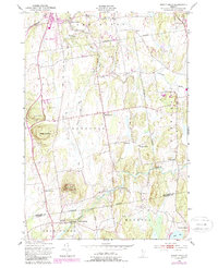 Download a high-resolution, GPS-compatible USGS topo map for Mount Philo, VT (1987 edition)