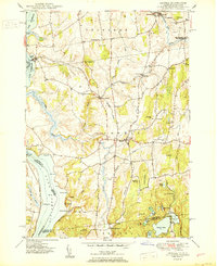 Download a high-resolution, GPS-compatible USGS topo map for Orwell, VT (1927 edition)