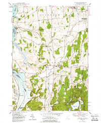 Download a high-resolution, GPS-compatible USGS topo map for Orwell, VT (1988 edition)