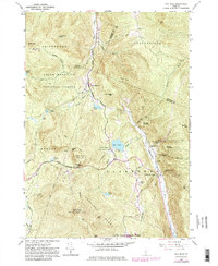 Download a high-resolution, GPS-compatible USGS topo map for Pico Peak, VT (1981 edition)