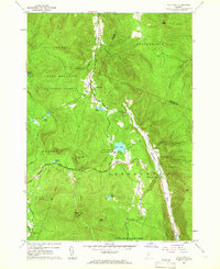 Download a high-resolution, GPS-compatible USGS topo map for Pico Peak, VT (1966 edition)