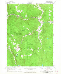 Download a high-resolution, GPS-compatible USGS topo map for Plymouth, VT (1968 edition)