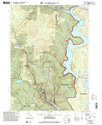 Download a high-resolution, GPS-compatible USGS topo map for Readsboro, VT (2000 edition)