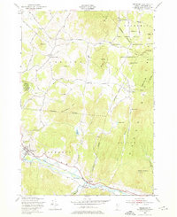 Download a high-resolution, GPS-compatible USGS topo map for Richmond, VT (1976 edition)