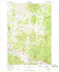 Download a high-resolution, GPS-compatible USGS topo map for Richmond, VT (1969 edition)