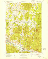 Download a high-resolution, GPS-compatible USGS topo map for Richmond, VT (1948 edition)