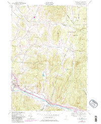 Download a high-resolution, GPS-compatible USGS topo map for Richmond, VT (1981 edition)