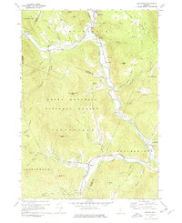 Download a high-resolution, GPS-compatible USGS topo map for Rochester, VT (1977 edition)