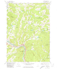 Download a high-resolution, GPS-compatible USGS topo map for Sharon, VT (1981 edition)