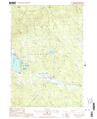 Download a high-resolution, GPS-compatible USGS topo map for Spectacle Pond, VT (1988 edition)
