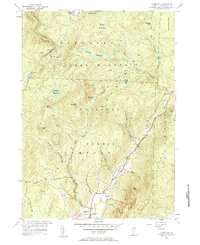 Download a high-resolution, GPS-compatible USGS topo map for Stamford, VT (1984 edition)