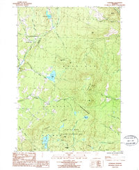 Download a high-resolution, GPS-compatible USGS topo map for Stannard, VT (1987 edition)