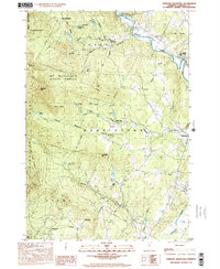 Download a high-resolution, GPS-compatible USGS topo map for Sterling Mountain, VT (2001 edition)