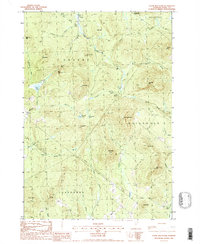 Download a high-resolution, GPS-compatible USGS topo map for Stone Mountain, VT (1988 edition)