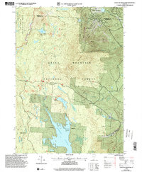 Download a high-resolution, GPS-compatible USGS topo map for Stratton Mountain, VT (2000 edition)