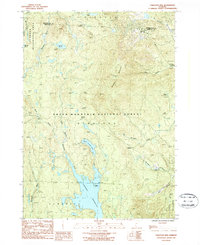 Download a high-resolution, GPS-compatible USGS topo map for Stratton Mtn, VT (1987 edition)