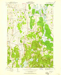 Download a high-resolution, GPS-compatible USGS topo map for Sudbury, VT (1958 edition)