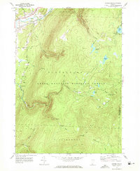 Download a high-resolution, GPS-compatible USGS topo map for Sunderland, VT (1972 edition)
