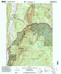 Download a high-resolution, GPS-compatible USGS topo map for Wallingford, VT (2000 edition)