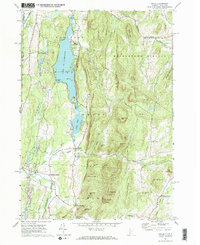 Download a high-resolution, GPS-compatible USGS topo map for Wells, VT (1972 edition)