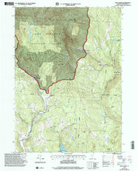Download a high-resolution, GPS-compatible USGS topo map for West Dover, VT (2000 edition)