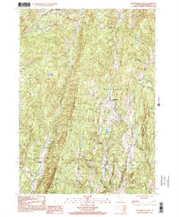 Download a high-resolution, GPS-compatible USGS topo map for Westminster West, VT (2001 edition)