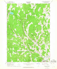Download a high-resolution, GPS-compatible USGS topo map for Woodstock North, VT (1968 edition)