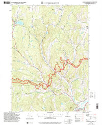 Download a high-resolution, GPS-compatible USGS topo map for Woodstock North, VT (2000 edition)