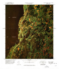 Download a high-resolution, GPS-compatible USGS topo map for Highgate Springs Port Of Entry, VT (1978 edition)