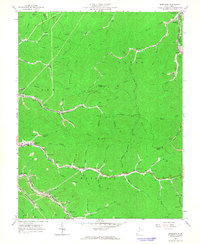 Download a high-resolution, GPS-compatible USGS topo map for Barnabus, WV (1965 edition)