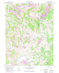Download a high-resolution, GPS-compatible USGS topo map for Century, WV (1978 edition)