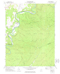 Download a high-resolution, GPS-compatible USGS topo map for Denmar, WV (1978 edition)