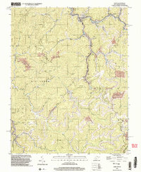 Download a high-resolution, GPS-compatible USGS topo map for Gary, WV (2003 edition)