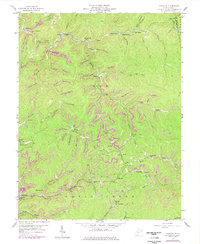 Download a high-resolution, GPS-compatible USGS topo map for Mammoth, WV (1977 edition)