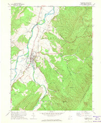 Download a high-resolution, GPS-compatible USGS topo map for Moorefield, WV (1974 edition)