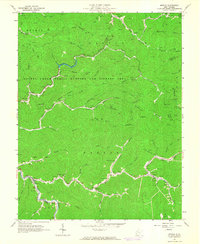 Download a high-resolution, GPS-compatible USGS topo map for Myrtle, WV (1964 edition)