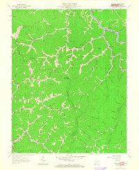 Download a high-resolution, GPS-compatible USGS topo map for Panther, WV (1965 edition)