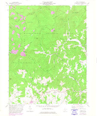Download a high-resolution, GPS-compatible USGS topo map for Trout, WV (1982 edition)